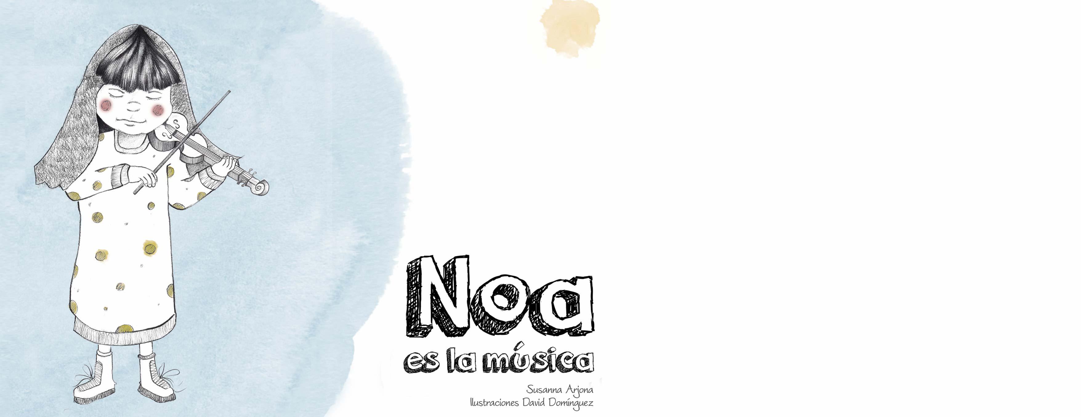 Noa es la música