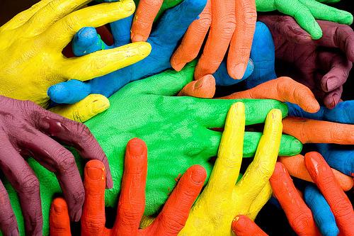Familias de colores: las nuevas familias